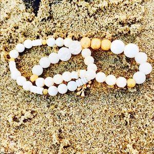 Jewelry - California boho chic beaded bracelets